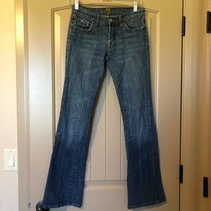 Seven for all mankind jeans